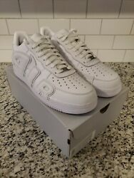 Nike Air Force 1 Low Cactus Plant Flea Market Cpfm White Size 13 Ds Sold Out New