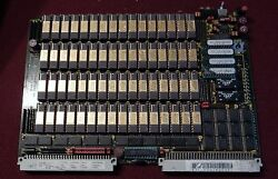 Force Sys68k /6ram-5t Vme Bus Board Rare Find