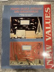 Fishing Tackle Antiques And Collectables Plus Hunting And Fishing Magazine