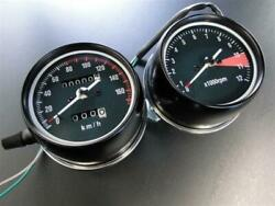Honda Cb400 F Speedometer And Tachometer Left And Right Set Made By Again