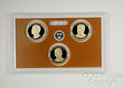 2016-s Presidential Dollar Proof Set / Ogp Packaging / No Stickers Or Writing