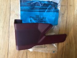 Nos 1995 1996 Ford Crown Victoria Front Seat Track To Floor Insulator F5az-54617