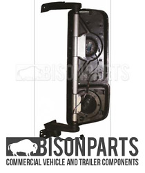 Mercedes Actros Mp4 2011 Bare Mirror Head Assembly Passenger Side Bp116-146
