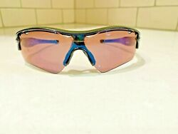 OAKLEY SUNGLASSES RADAR PATH 09 686 136 FRAME Lenses Have Light Scratches $49.99