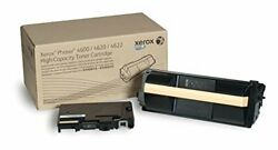 Xerox Phaser 4600/4620 Black High Capacity Toner Cartridge 30000 Pages - 106r...