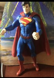 "Superman Dc Comics Action Figure7"" Loose"