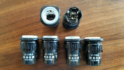 6 Pieces 61-1100.0 Switch Body Eao 61 Series Pushbutton Switches Momentary