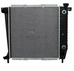 New Radiator With Short Outlet Fits Ford Ranger 1985-1994 Fo3010162 Fotz8005aa