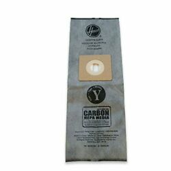 Hoover Company H-902481001 Paper Bag, Hepa Hoover Y Charcoal