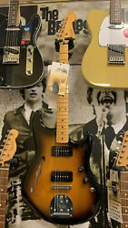 Fender Pawn Shop Offset Special Mn 2ts Electric Guitar