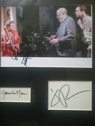 Carrie Fisher Jim Parsons James Earl Jones Big Bang Theory Signed