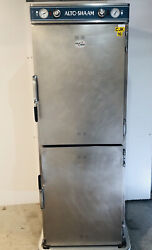 Alto-shaam 1200-up/sr Heating Holding Cabinet Food Warmer Government Surplus