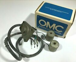 Omc 85-125hp 1969-1972 Evinrude Johnson Outboard Solenoid Assy. 383675 0383675