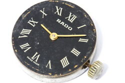 Rado Swiss 17 Jewels Manual Wind Movement And Dial For Repairs   -10272