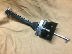 1957 Thunderbird Original Spare Tire Hold Down Assembly With Attaching Hardware