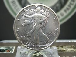 1918 S Walking Liberty Half Dollar 50c 2 East Coast Coin And Collectables Inc.