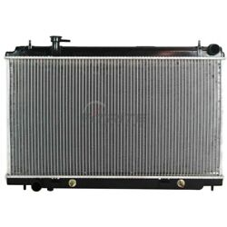 New Radiator Fits Nissan 350z 2003-2006 Coupe Convertible Ni3010192 21460cd010