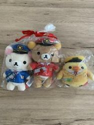 Rilakkuma And Keikyu Electric Railway Collaboration Plush Toy Limited Sold Out