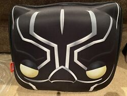 Funko Pop Marvel Black Panther Collectors Backpack + 3 Pop Carrying Case New