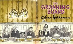 The Groaning Board 1964 Addams, Charles