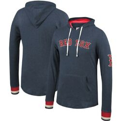 Mitchell And Ness Nba Youth Boys 8-20 Boston Red Sox Lightweight Hoodie