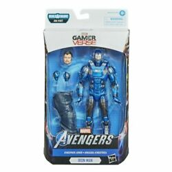 Marvel Legends Avengers Iron Man Gamerverse Action Figure Joe Fixit BAF