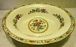 Ming Rose By Coalport China, Vegetable Bowl, Lot R15