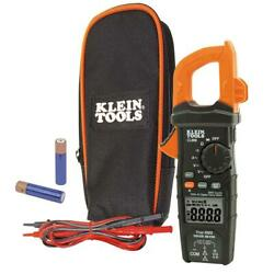 Klein Tools Test Meter Lcd Digital Electrical Ac Dc Voltage Auto Ranging Clamp