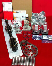 Cadillac 429 Master Engine Kit 1967 Pistons Rings Gaskets Bearings Isky Cam