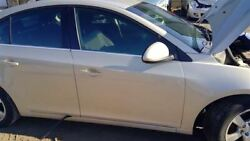 Passenger Right Front Door Silver Limited Opt Aed Gold Fits 12-16 Cruze 44365