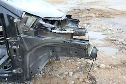 2015 - 2019 Ford Escape Front Right Frame Horn Rail Body Shell Black Paint G1
