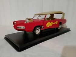 Collector Cars 1966 Monkees Mobile Gto Monkee 118 Scale Diecast Vintage Toy Car