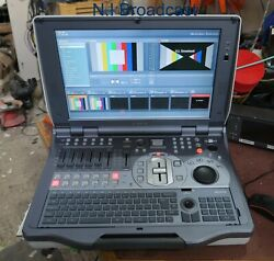 Sony Anycast Aws500hd 6 Channel High Defintoin Vision Mixer Audio Mixer And Ip