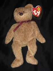 Ty Original Beanie Baby Curly With Multiple Errors Rare 1993/1996 Retired Pvc