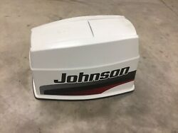 1993 Johnson 70 Hp 3 Cyl. Cowl Engine Cover 60-70 Hp