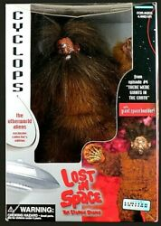 Lost In Space Cyclops Action Figure Trendmasters 11-inch In Box Limited Edition