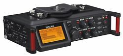 Tascam 4-channel Linear Pcm Audio Recorder For Dslr And Video Cameras Dr-70d