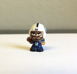 Teenymates Andrew Luck Indianapolis Colts Series 8 Color Rush Figure