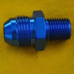 Straight Adapter 16 An To 3/4 Npt Fitting