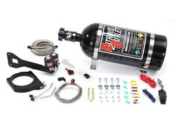 Nitrous Outlet Gm 99-02 Fast 102 Truck Plate Systemafrno Bottle