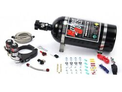 Nitrous Outlet Gm 03-13 Fast 102 Truck Plate Systemafr10lb Bottle
