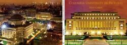 Columbia University In Pictures [postcards]