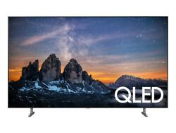 New Samsung 75and039 Class Q80r Qled 4k Tv Local Pick Up Only 95376 Qn75q80ra