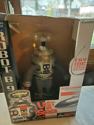 New Lost In Space B-9 Robot Action Figure 1997 Trendmasters Vintage Toy Sci-fi