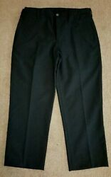 Workrite Nomex Iiia Fire Resistant Mens Pants - Black - Good Used Condition