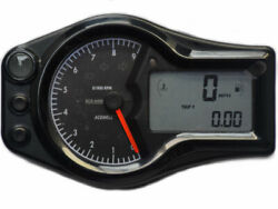 Acewell Ace-6456 Digidash With 9000rpm Needle And Lcd Display