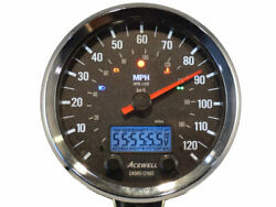 Acewell Ca85 Diameter Speedo And Rev Counter With Needle Bmw And Japanese Face