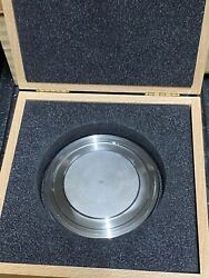Haake Rheometer 222-1298 Meas Plate Cover Mpc60 18/8 500anddegc