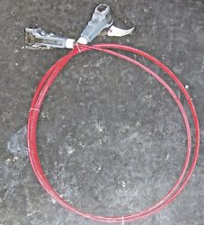 Omc 15and039 Steering Cable Oem 0979915979915 Tru-course Steering 15and039 Cable Assembly