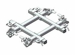 Husky Towing 33117 Fifth Wheel Trailer Hitch Mount Kit For 2017+ Ford Trucks New
